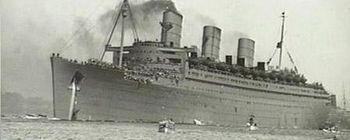 QueenMaryI_WWII